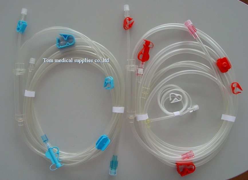 Hemodialysis Blood line set